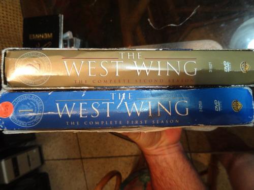 ala oeste dvd serie original temporada i y 2 completa