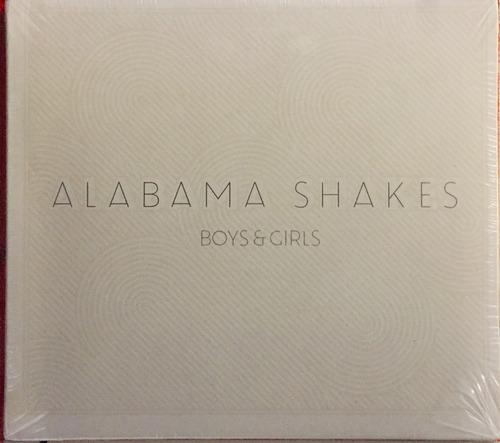 alabama shakes - boys & girls - cd novo digipak lacrado