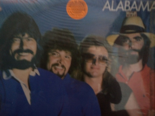 alabama - the closer you get -   lp