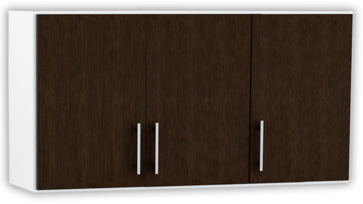 Muebles de cocina color wengue cocina wengu muebles de - Puertas mueble cocina ...
