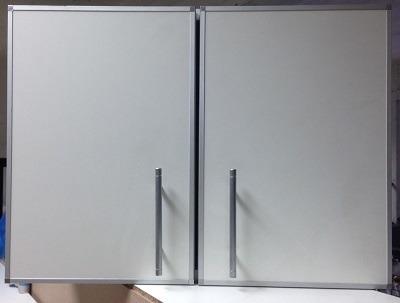 alacena 1.80 metro  borde aluminio melamina 18 mm