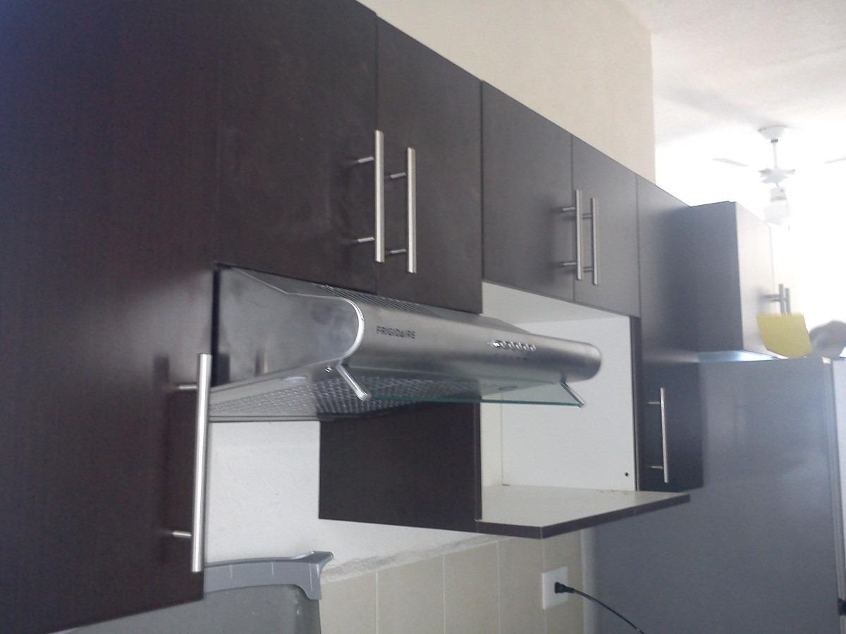 Alacena 2 puertas y entrepa o para cocina integral for Puertas para cocina integral