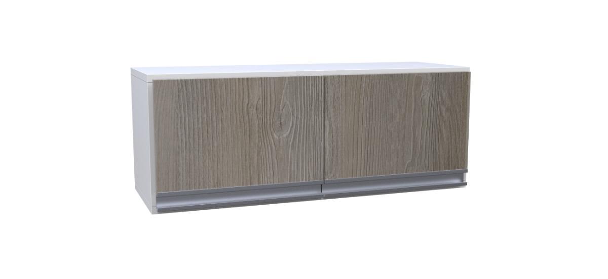 Alacena 60x31x30 2 Puertas -mueble-cocina Avellana - $ 1.899,99 en ...