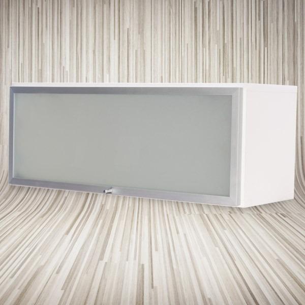 Alacena 60x31x30 ,puerta Rebatible Aluminio-cocina-baño- - $ 1.249 ...