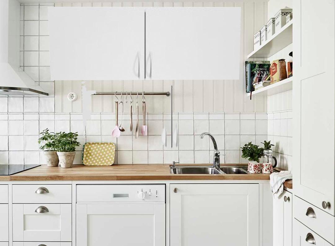 Alacena 80 X 31 X 30 2 Puertas Mueble Organizador Cocina