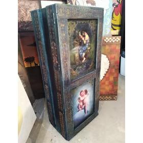 Alacena Antigua -mueble Vintage- Por Solo $1.249.000- Linda¡