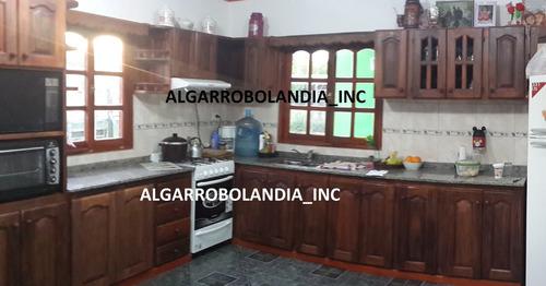 alacena bajo mesada algarrobo 1/2 metro algarrobolandia_inc