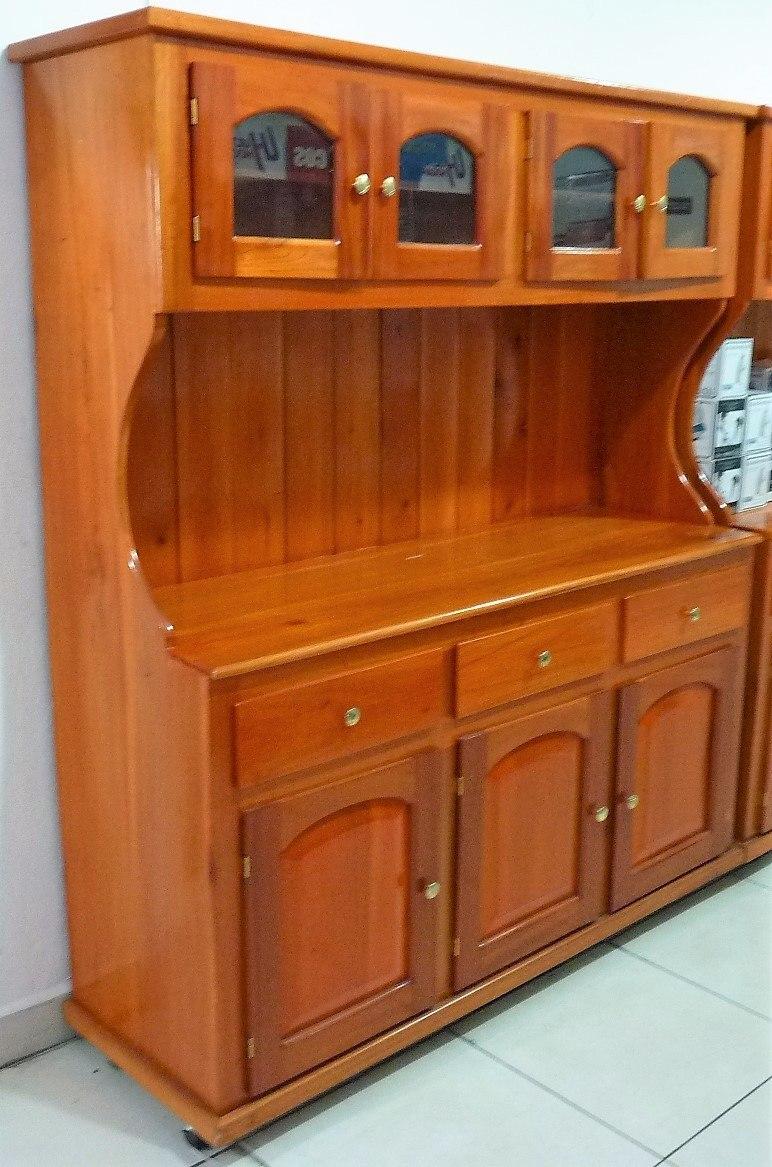 Alacena de madera de cedro 6 en mercado libre for Alacenas de madera