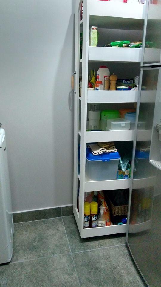 Estanteria para cocina elegant estantes suspendidos - Estanterias para cocinas ...