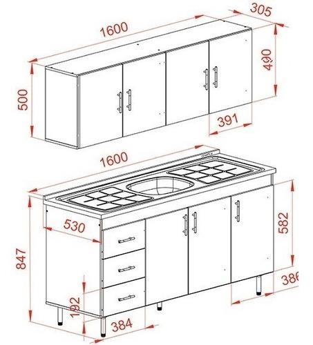 alacena mueble cocina