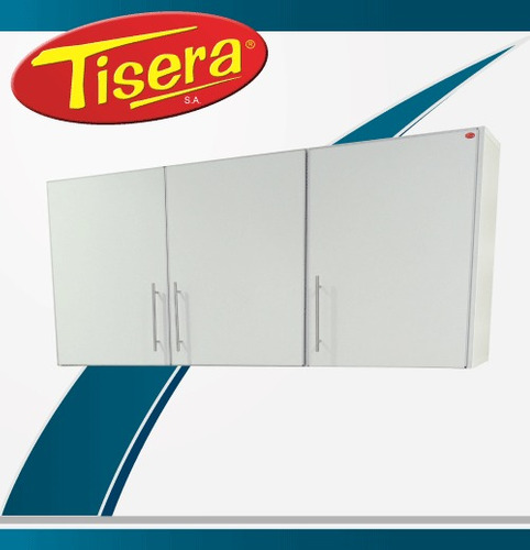 alacena mueble cocina aluminio 180 fabrica tisera ala-18