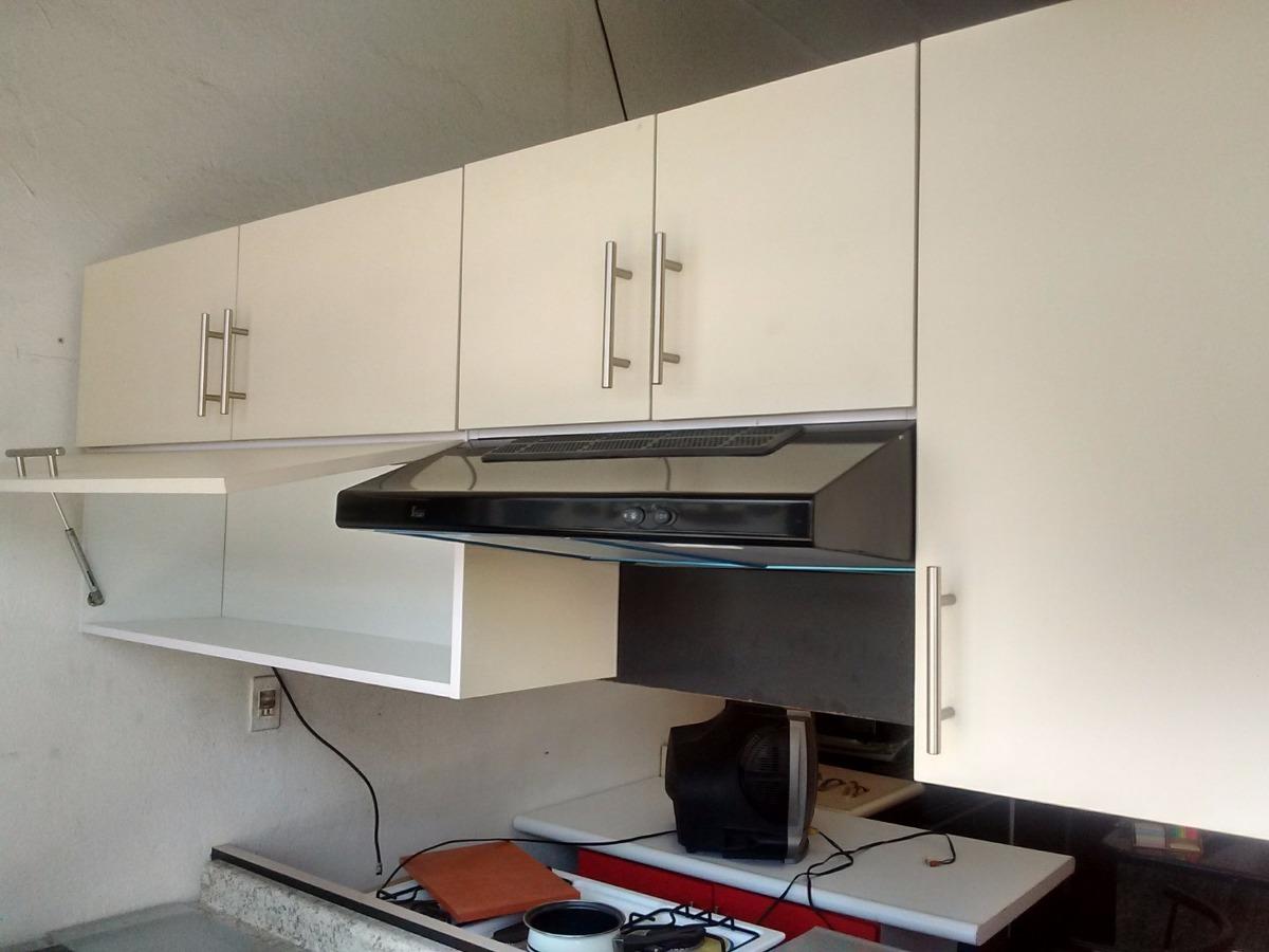 Alacena para cocina con dos puertas y entrepa o 1 600 - Cocina para dos ...