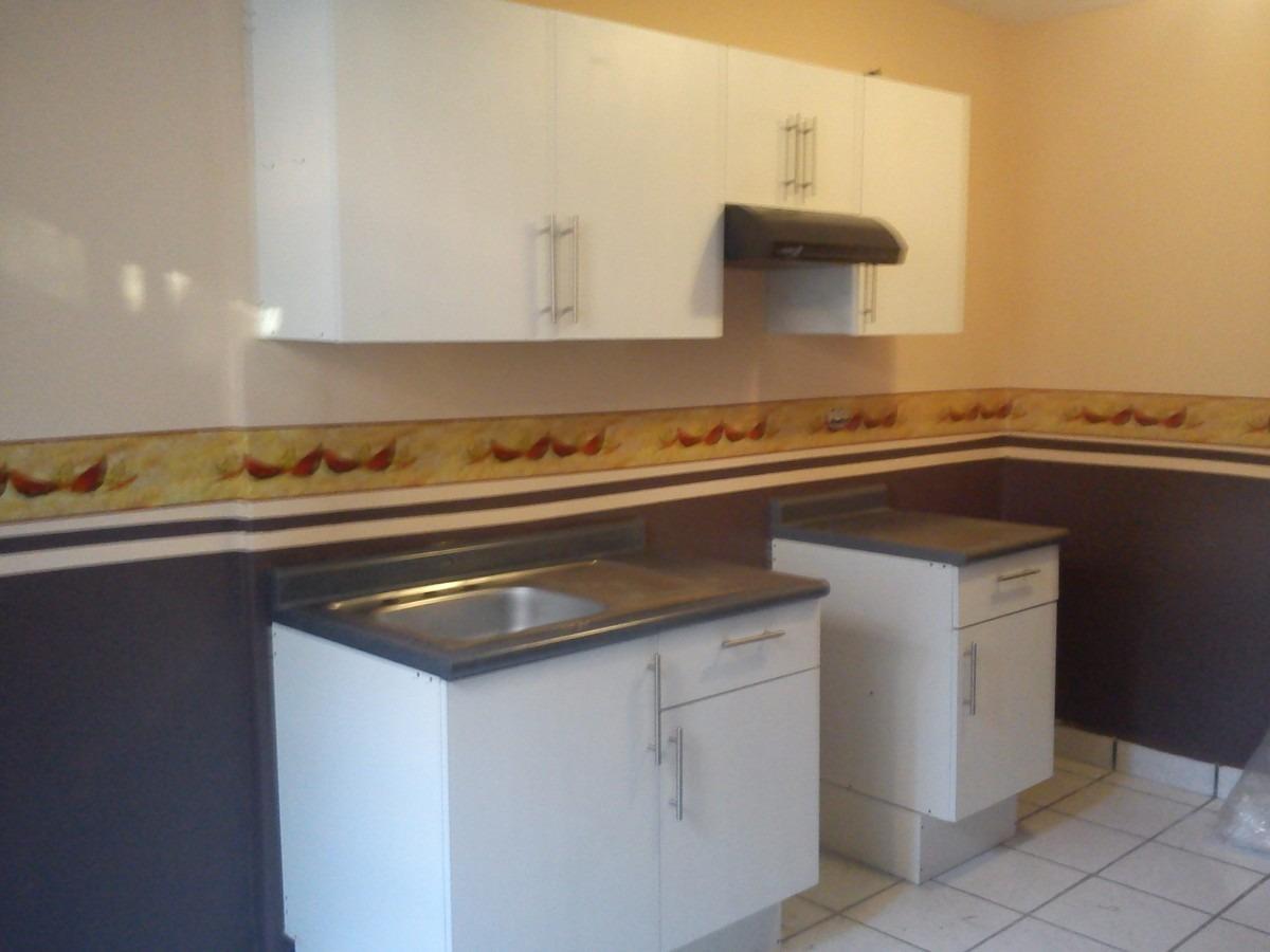Muebles de cocina con alacena ideas for Alacenas de cocina