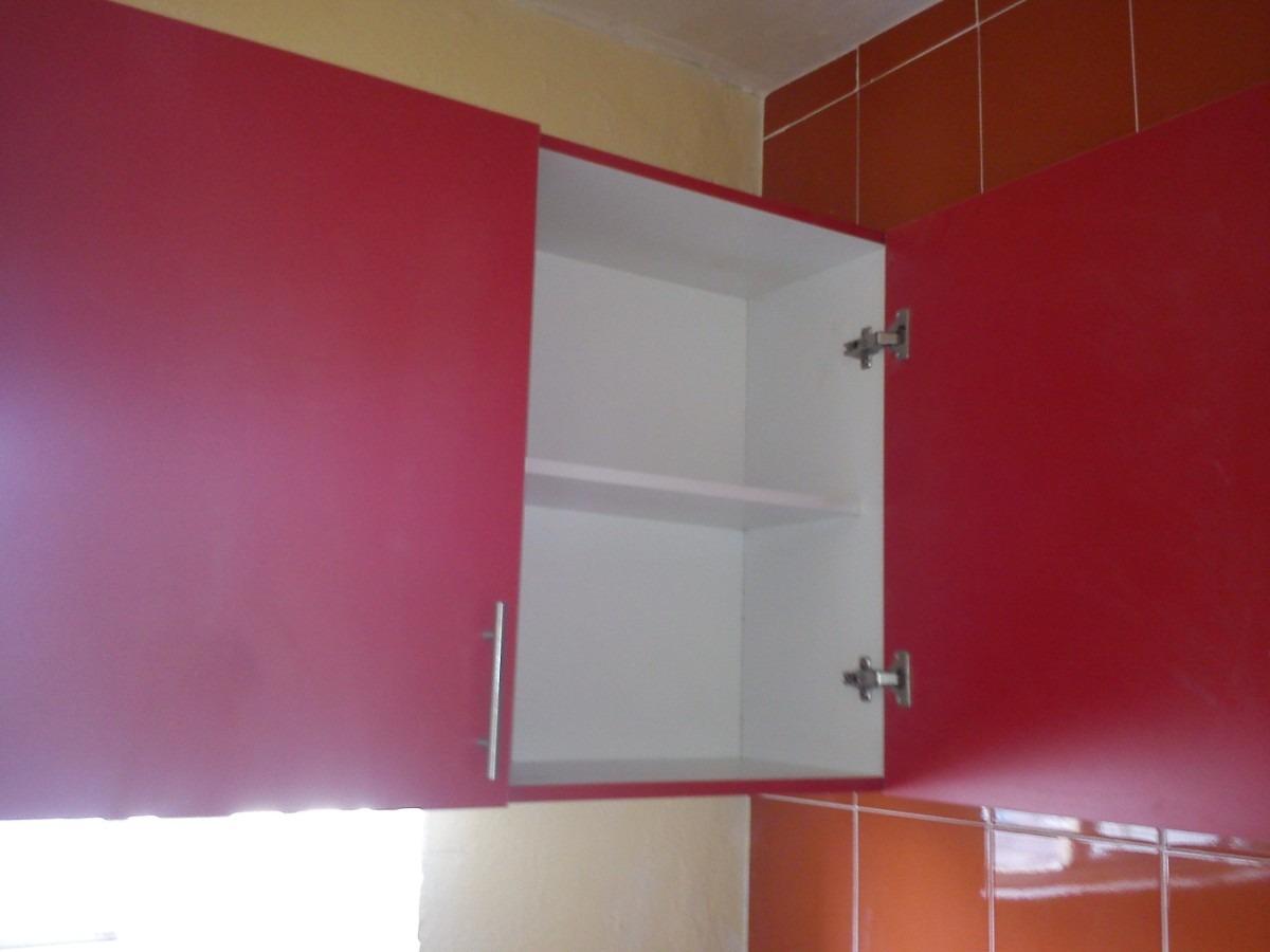 Alacena para cocina con una puerta y entrepa o de 45 cm for Puertas para muebles de cocina precios