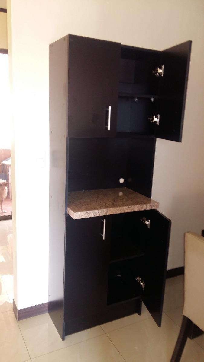 Alacena para microondas muebles de cocina 90 for Home depot muebles