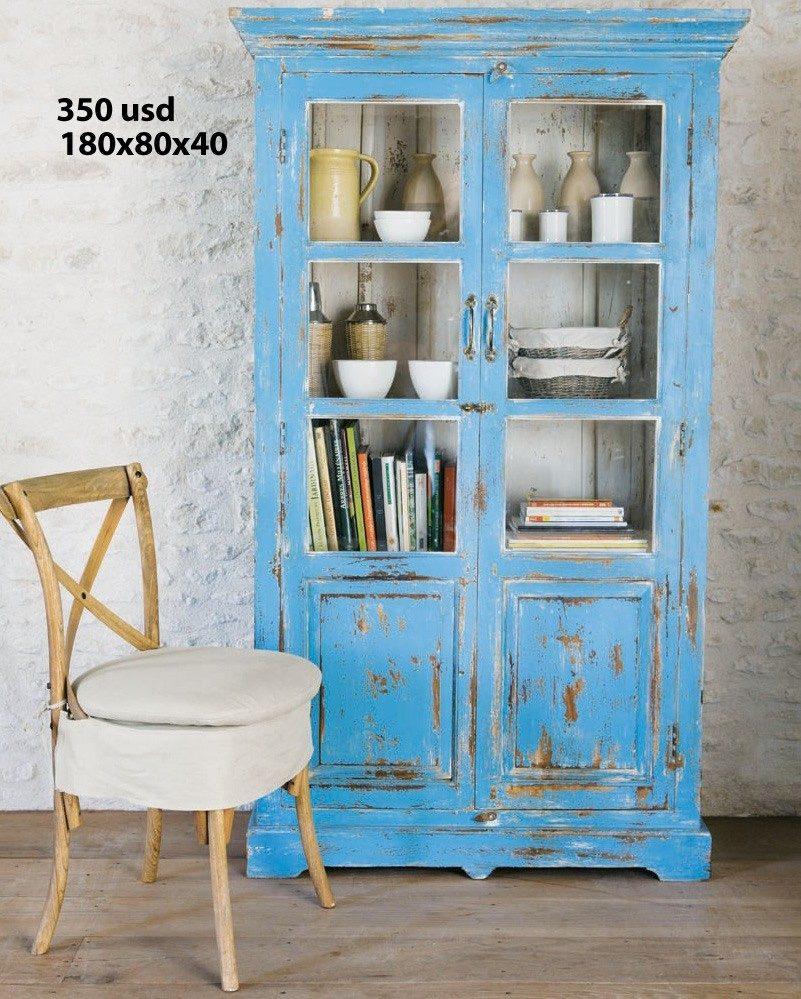 Alacena vintage u s 350 00 en mercado libre - Alacenas vintage ...