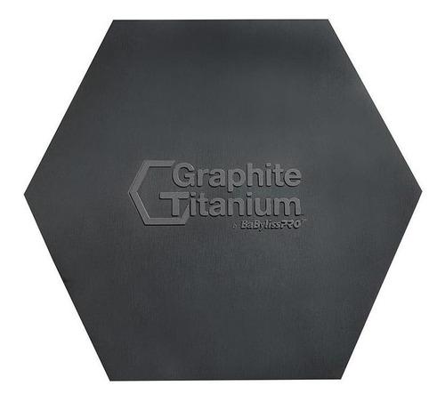 alaciadora ionica grafito titanio de 1  1/4 pulg. bgt183es