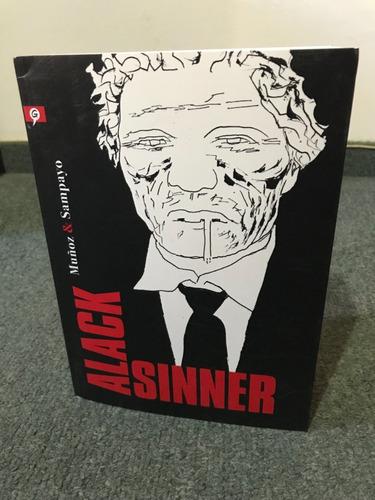 alack sinner - integral