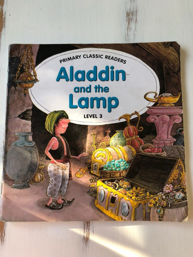 aladdin and the lamp - level 3