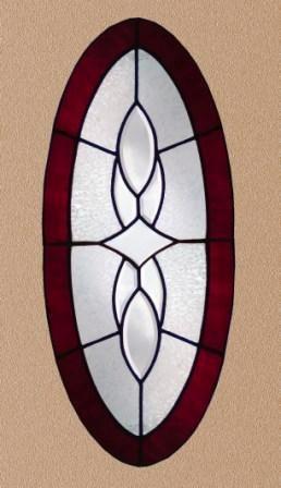 alajero en vitral