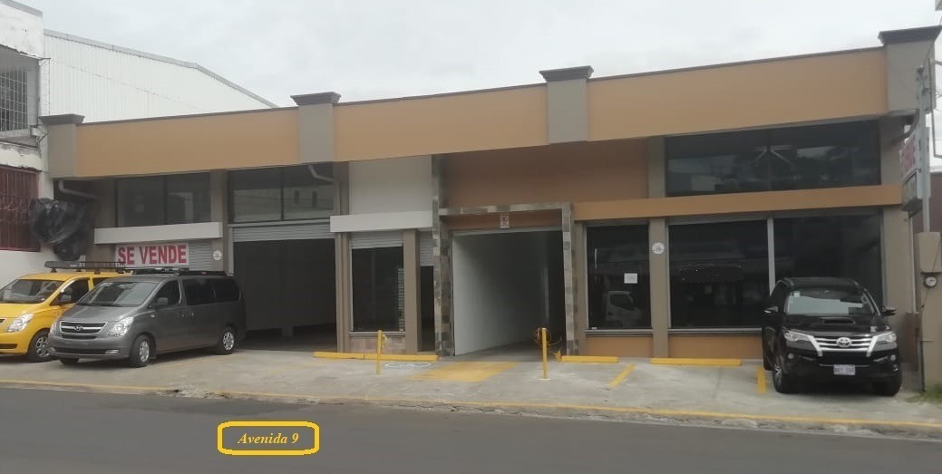 alajuela invierta en edificacion comercial  alta plusvalia