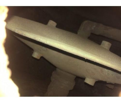 alambiques de acero inoxidable 1m de diametro x 2.40