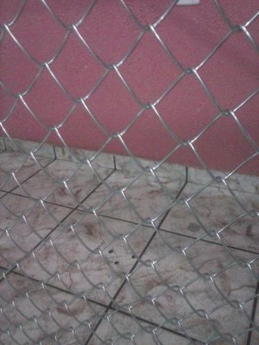 alambrado galvanizada tela