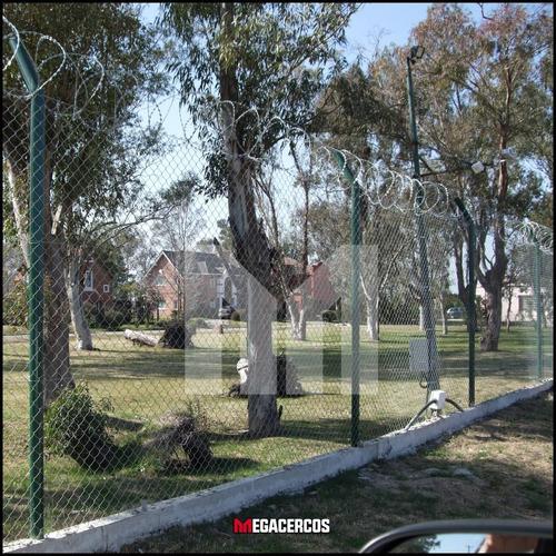 alambrados olímpicos cercos perimetrales colocación
