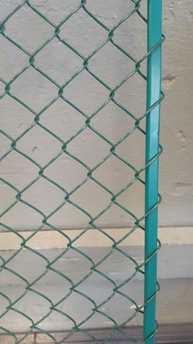 alambrados rollos romboidal cercos 1.80mts x 10mts nº14 1/2