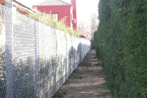alambrados tejidos y cercos perimetrales