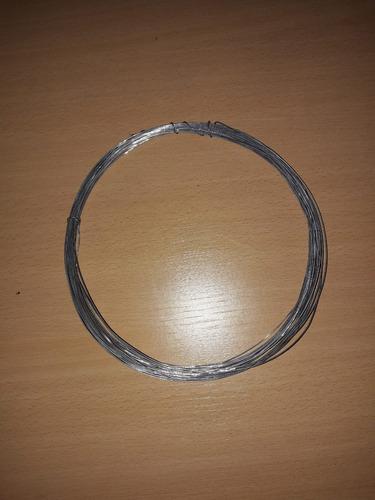 alambre artistico galvanizado calibre nº 21 /100 gr
