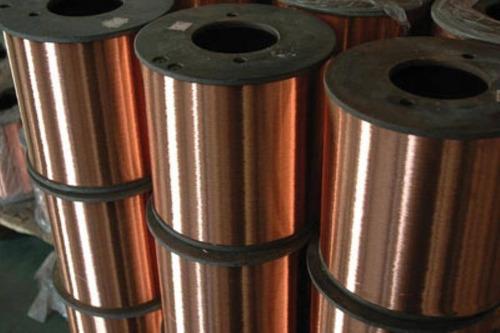 alambre de cobre esmaltado p embobinados 200 grados #4 al 34