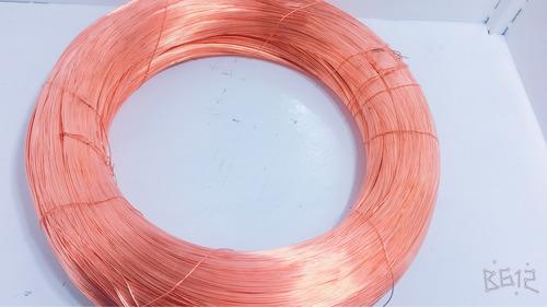 alambre de cobre para bisutería y artesanías. gratis envio