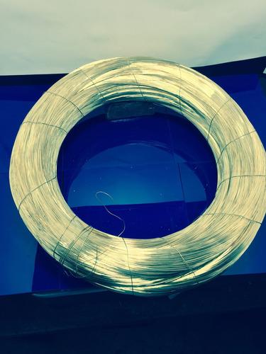 alambre de latón $345 kg envío gratis