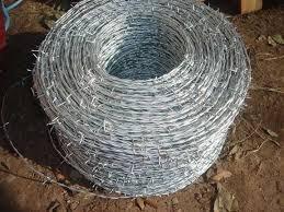 alambre de pua rollo de 50 mt