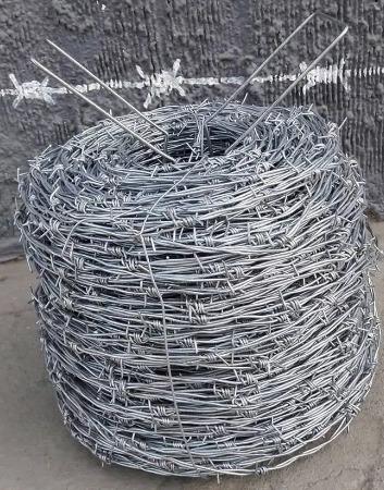 alambre de puas 360mts 17 & 34 kg