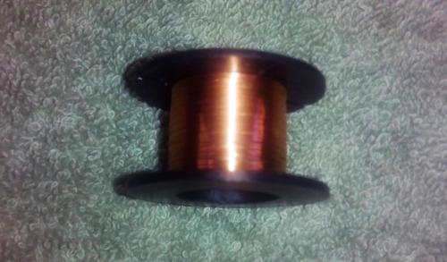 alambre esmaltado para reparación de telefono celular