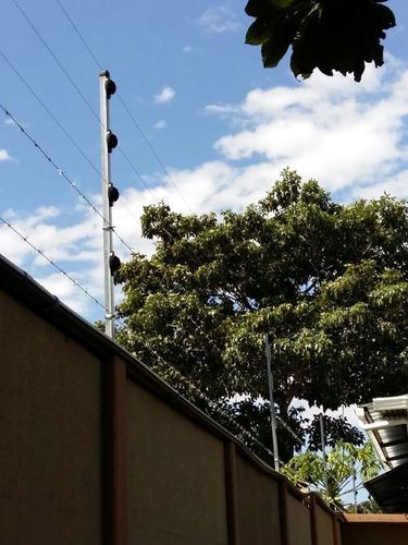 alambre navaja y cercas eléctricas cetron