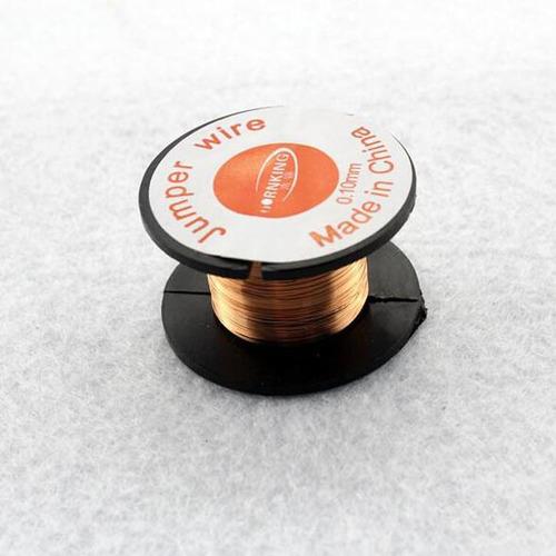 alambre para puentear de cobre