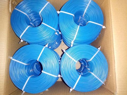 alambre plastificado pvc color
