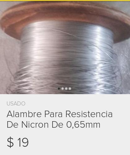 alambres para resistencias de corte