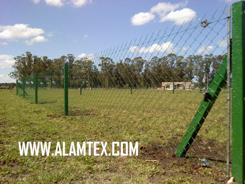alambres tejidos miramar- cercos alamtex instalaciones