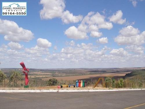 alameda dos flamboyants - lote plano 1.000m² - lote com ótimo preço - te00134 - 32157499