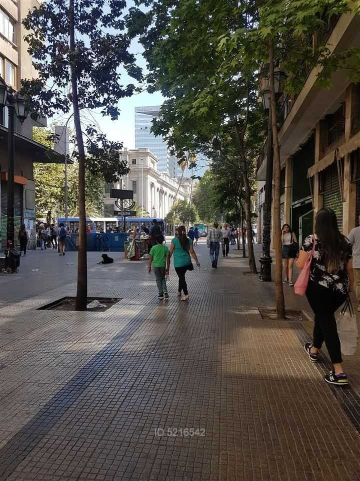 alameda / san isidro / metro santa lucía