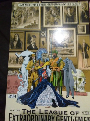 alan moore comics 2tp  the league of extraordinary gentelmen