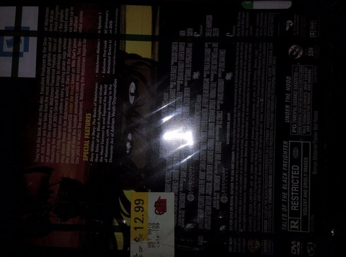 alan moore watchmen tales of the black freighter dvd