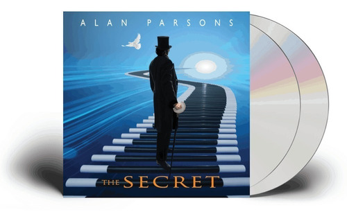 alan parsons the secret  deluxe cd + dvd import nuevo stock