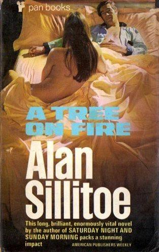 alan sillitoe - a tree on fire