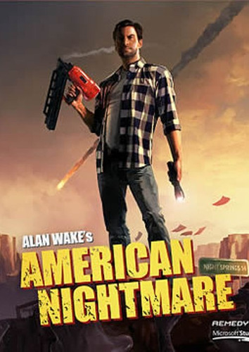 alan wakes american nightmare xbox 360 codigo digital
