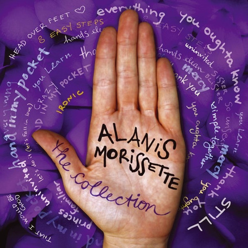 alanis morissette - the collection (itunes)